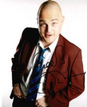 Al Murray Autograph Photo Signed